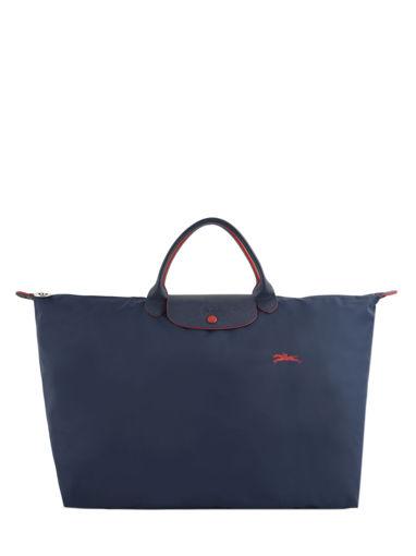 Longchamp Le pliage club Sacs de voyage Bleu