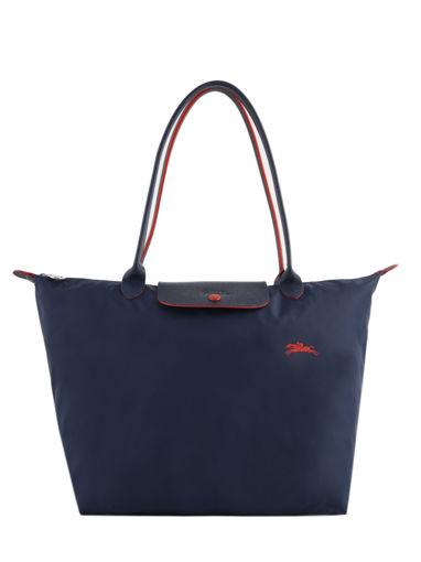 Longchamp Le pliage club Hobo bag Green