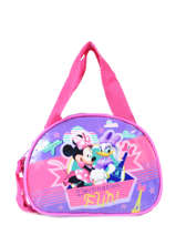 Sac Porté Main Minnie Bleu girl AS8203