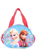 Bag Frozen Black anna et elsa AS8874