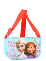 Crossbody Bag Frozen Blue anna et elsa AS8875