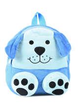 Backpack Mini Animal Green kids KIDNI02