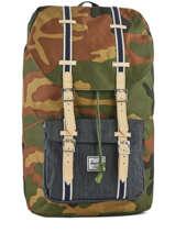 Backpack 1 Compartment Herschel Multicolor offset 10014-O