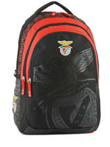 Backpack 2 Compartments Benfica Multicolor sl benfica 173E204I