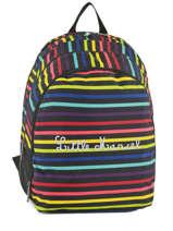Sac à Dos 2 Compartiments Little marcel Noir school 8871