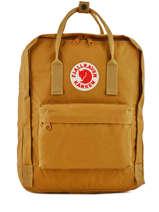 Backpack Kånken 1 Compartment Fjallraven Yellow kanken 23510