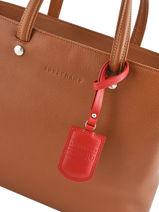 Longchamp Le foulonné Bijoux Rouge-vue-porte