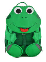 Backpack Affenzahn Green large friends FAL1