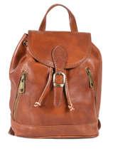Tempo Backpack Milano Brown tempo TE18064