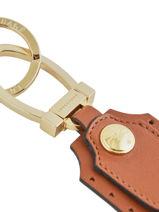 Longchamp Mademoiselle longchamp Key rings Red-vue-porte