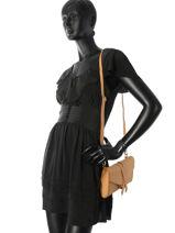 Shoulder Bag Acacia Woomen Beige acacia WACAC01-vue-porte