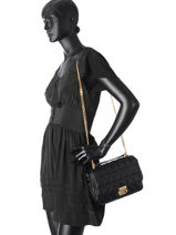 Crossbody Bag Sloan Leather Michael kors Black sloan S7GSSL3L-vue-porte