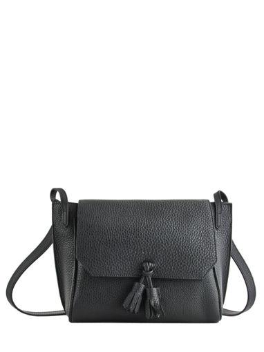 Longchamp Pénélope Sacs porté travers Noir