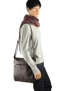 Crossbody Bag Foures Black - 00009314-vue-porte