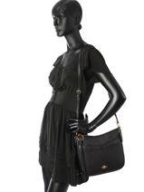 Shoulder Bag Chaise Leather Coach Black chaise 35543-vue-porte