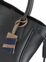 Longchamp Pénélope Jewelry Black-vue-porte