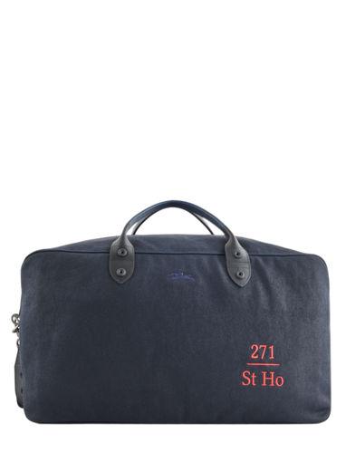Longchamp 271 st ho toile Sacs de voyage Bleu