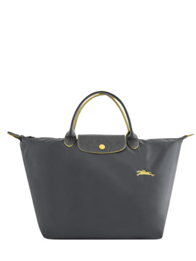 Longchamp Le pliage club Sacs porté main Vert