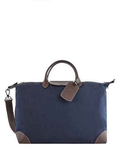 Longchamp Boxford Sacs de voyage Bleu