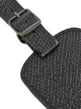 Longchamp Boxford Black-vue-porte