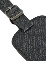 Longchamp Boxford Noir-vue-porte