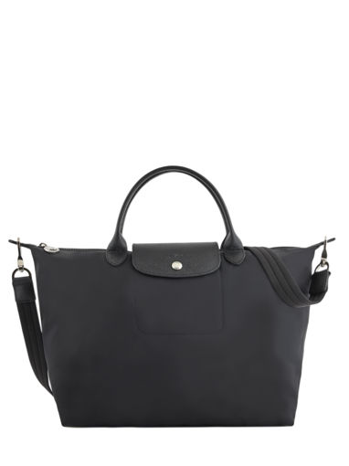 Longchamp Handbag Black