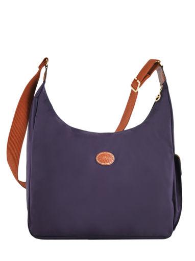 Longchamp Le pliage Messenger bag Violet