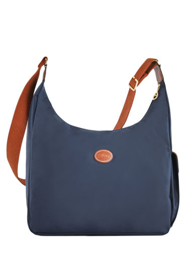 Longchamp Le pliage Messenger bag Blue