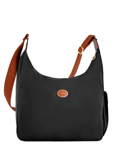Longchamp Le pliage Messenger bag Black
