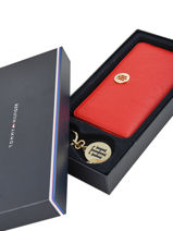 Gift Box Tommy hilfiger Red th core AW06322-vue-porte