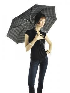Umbrella Isotoner Black homme 9299-vue-porte