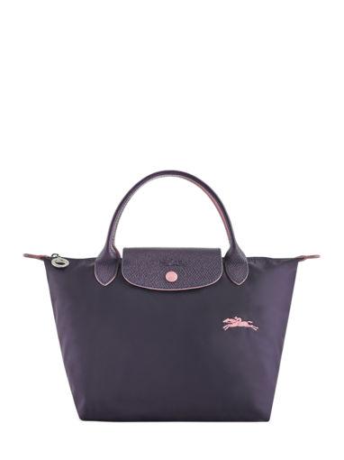 Longchamp Le pliage club Sacs porté main Noir