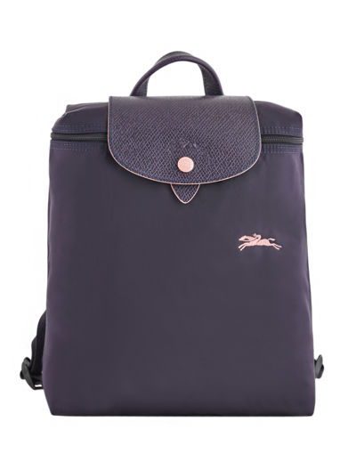 Longchamp Le pliage club Backpack Pink