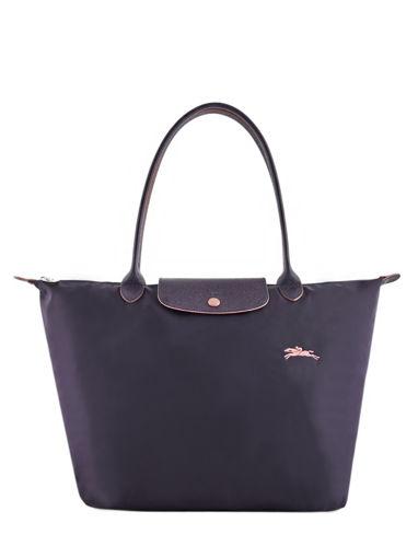 Longchamp Le pliage club Besaces Noir