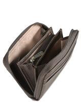 Leather Card Holder Confort Hexagona Yellow confort 463042-vue-porte