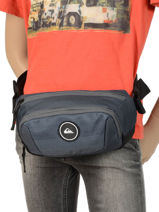 Fanny Pack Quiksilver Gray youth access QYBA3095-vue-porte