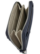 Small Wallet Daily Classic Lacoste Blue daily classic NF2778DC-vue-porte