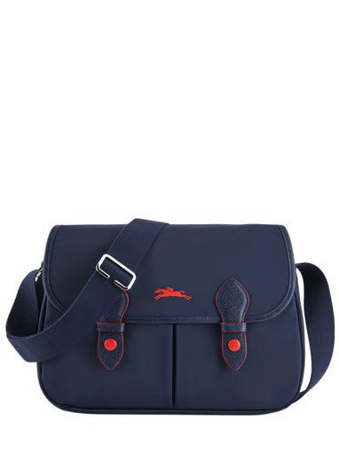 Longchamp Le pliage club Hobo bag Gray
