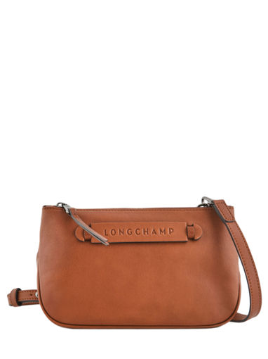 Longchamp Longchamp 3d Messenger bag Brown