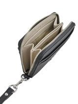 Porte-monnaie Daily Classic Lacoste Noir daily classic NF2778DC-vue-porte