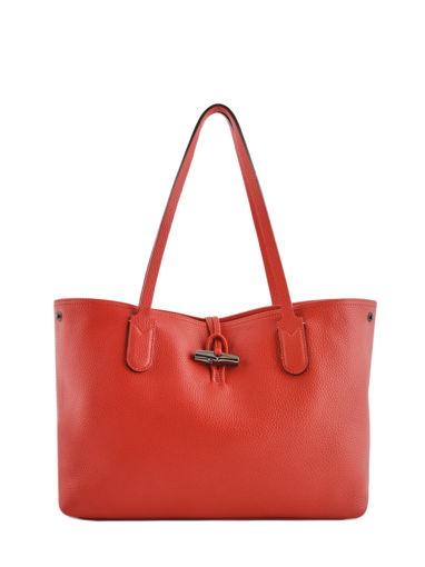 Longchamp Roseau essential Besaces Rouge