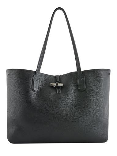 Longchamp Roseau essential Hobo bag Black