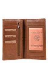 Check Holder Leather Katana Gold tampon 253008-vue-porte