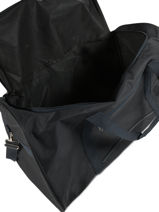 Travel Bag Softside Evasion Miniprix Black evasion T3013-vue-porte