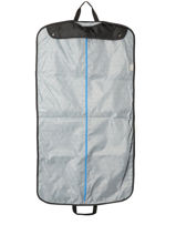 Garment Bag Delsey Black mercure 3247550-vue-porte