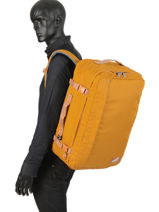 Duffle Bag 42l Classic + Cabin zero Orange classic + CZ25-vue-porte