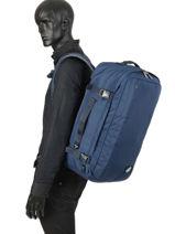 Sac De Voyage Cabine Classic + Cabin zero Bleu classic + CZ25-vue-porte
