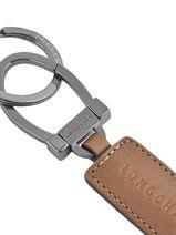 Longchamp Longchamp 3d Porte clés Marron-vue-porte