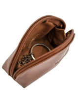 Purse Leather Katana daisy 553007-vue-porte