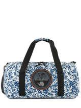 Travel Bag Bering Printed Napapijri Black bering NOYIGS